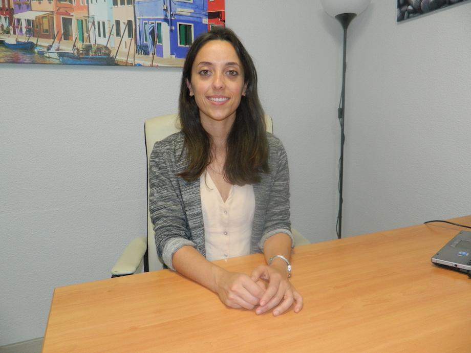 Paloma Garcia Aguña. Psicóloga Coslada y San Fernando de Henares