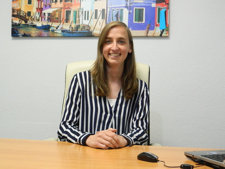 Sara Arteaga Gormaz. Psicóloga infantil